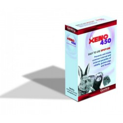 Xeno 450 spot-on for Rabbits Ferrets and Guinea pigs - box of 6