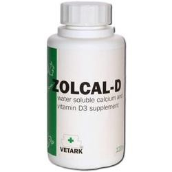 Zolcal D - Calcium and Vitamin D Liquid - 120ml