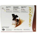 Stronghold - Small Dog - 60mg x 3 Pipettes