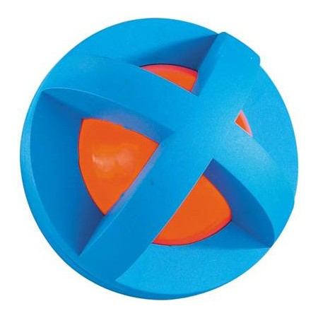 Boingo Ball Dog Toy 4""