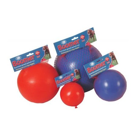 Boomer Ball Dog Toy - 8""