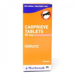 50mg Carprieve Tablet - per Tablet