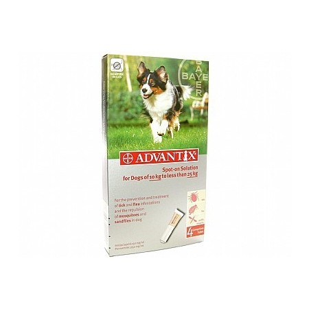 Advantix Flea 250 - Large Dog 10-25kg