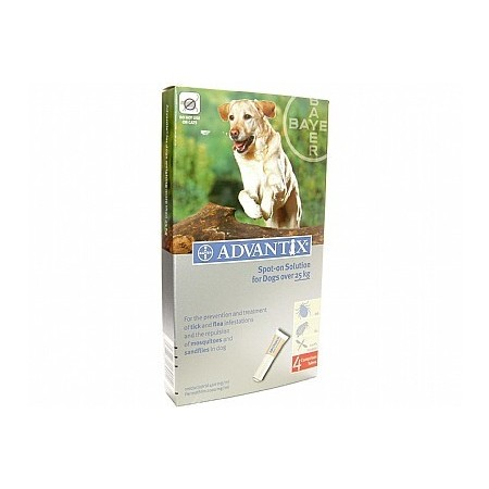 Advantix Flea 400 - X Large Dog over 25kg