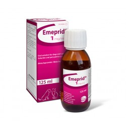 Emeprid Oral Suspension - 125ml