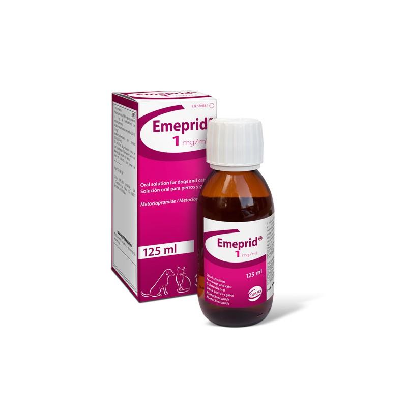 Emeprid Oral Suspension - 125ml from VetDispense, Online ...