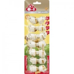 8 in 1 Delights Bone - 7 x Small Bones