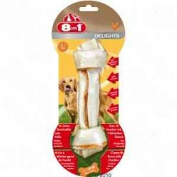 8 in 1 Delights Bone - Large
