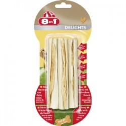 8 in 1 Delights Chew Sticks x 3