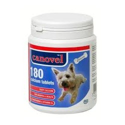 Canovel Calcium Tablets - Pack of 180