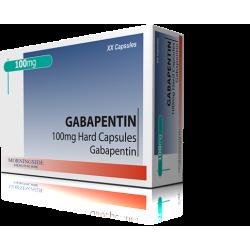 Gabapentin 100mg capsule - per Capsule
