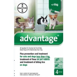 Advantage for Small Cats/Rabbits