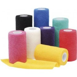12cm Cohesive Pet Bandage - 4m Length