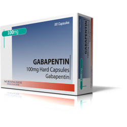 Gabapentin 100Mg Capsules for Pain