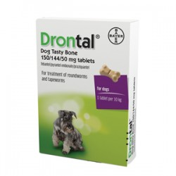Can Feline Drontal Be Used On Dogs