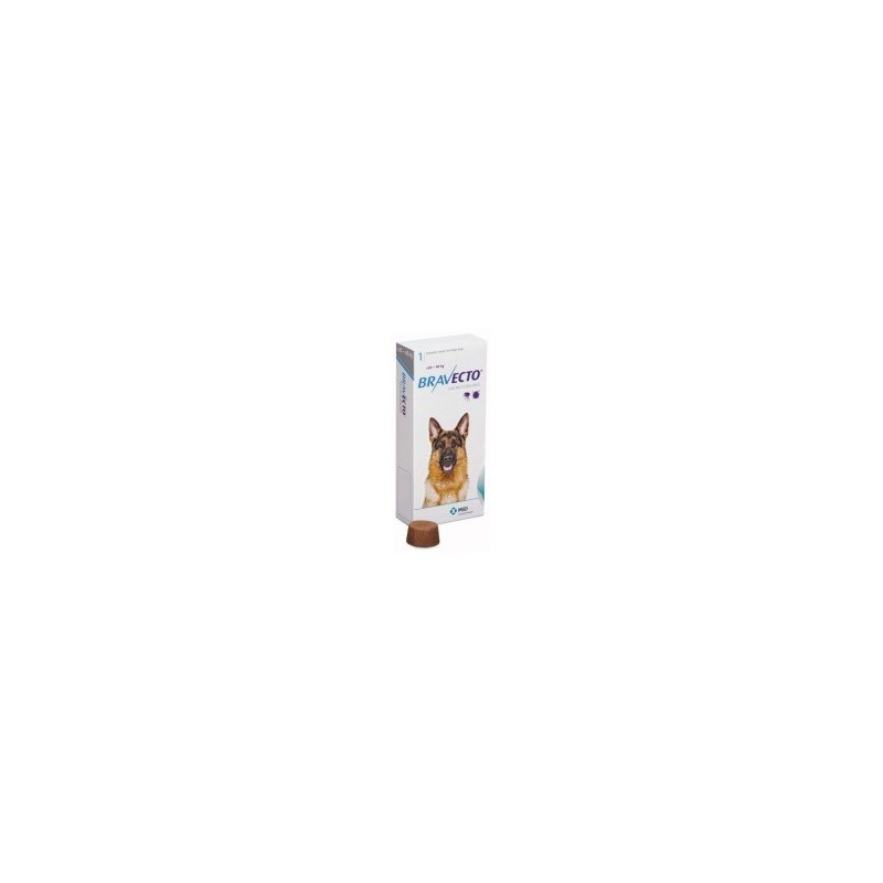 Bravecto Flea And Tick Treatment For Large Dogs 1