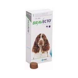 Bravecto Medium Dog Tablet - 500mg