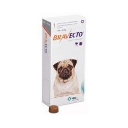 Bravecto Small Dog Tablet - 250mg