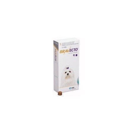 Bravecto Toy Dog Tablet - 112.5mg
