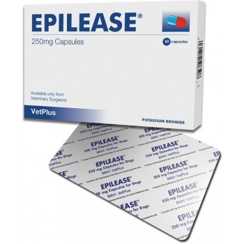 Epilease Capsules 250mg - Pack of 60