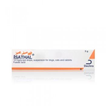 Isathal (Fucithalmic) Vet Eye Drops 3g