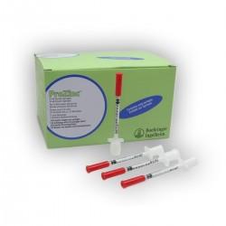 Prozinc Insulin Syringes 0.3ml - Box of 120