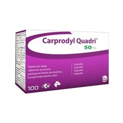 Carprodyl Quadri 50mg Tablet - per Tablet