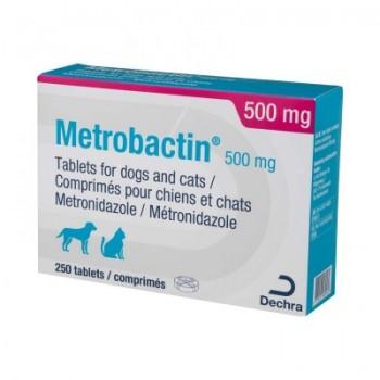 500mg Metrobactin Tablets - per Tablet