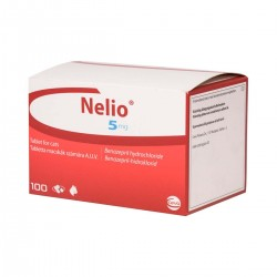 5mg Nelio for Cats - Individual Tablet