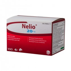 20mg Nelio for Dogs - Individual Tablet