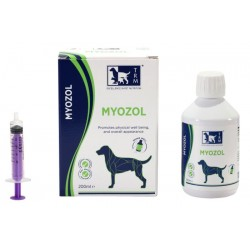Muscle Dog Liquid - 200ml
