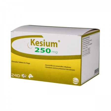 250mg Kesium Chewable Tablets for Dogs - per Tablet