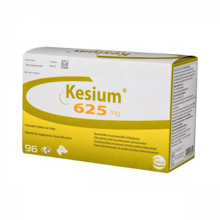 625mg Kesium Chewable Tablets for Dogs - per Tablet