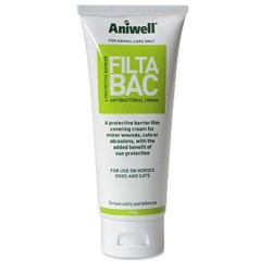50g FiltaBac Antibacterial Cream from Aniwell