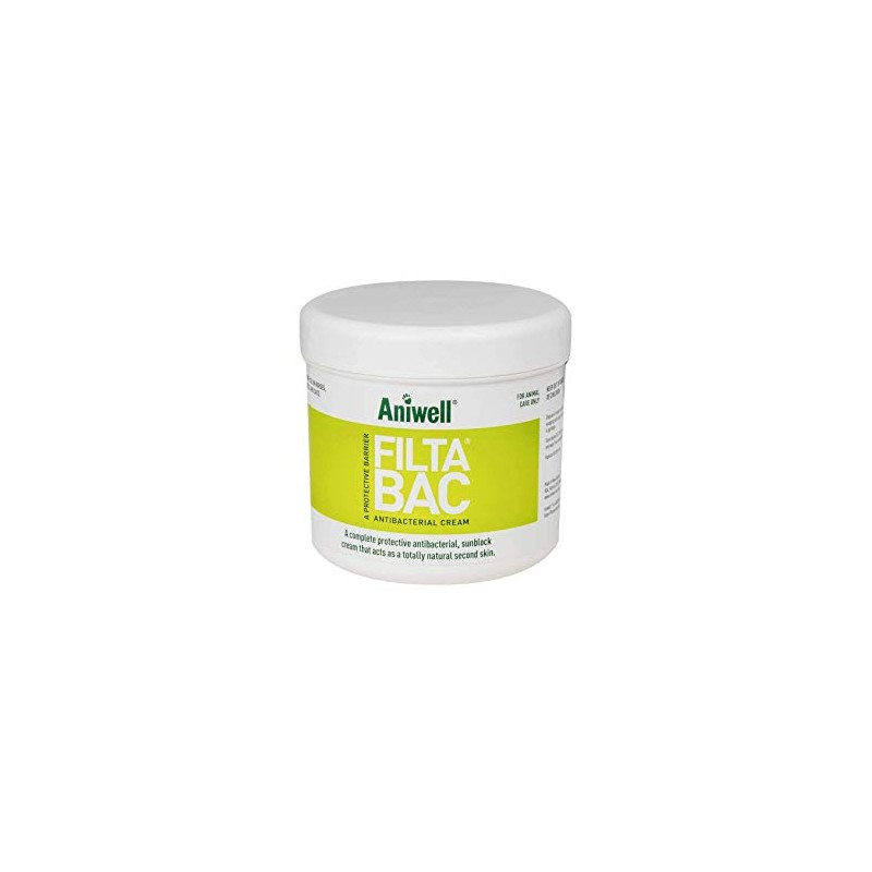500g FiltaBac Antibacterial Cream from Aniwell