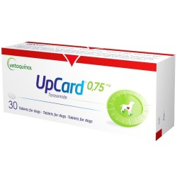 0.75mg Upcard for Dogs - per Tablet