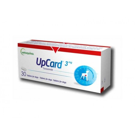 3mg Upcard for Dogs - per Tablet