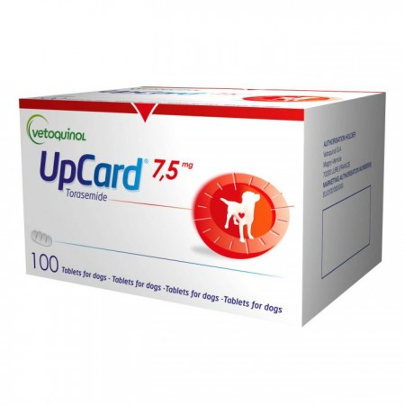 7.5mg Upcard for Dogs - per Tablet