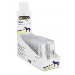 Neptra - Pack of 10 x 1ml Tubes