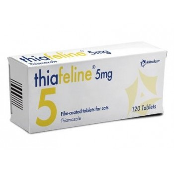 5mg Thiafeline Tablet for Cats - per Tablet
