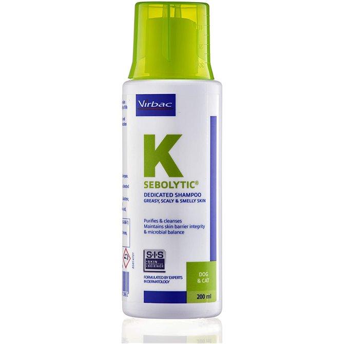 Sebolytic Medicated Shampoo - 200ml