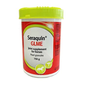 Seraquin Equitop GLME Equine Joint Supplement for Horses - 750g