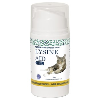 Lysine Aid for Cats - 50ml
