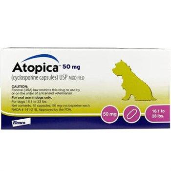 50mg Atopica Capsule - per Capsule