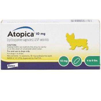 10mg Atopica Capsule - per Capsule