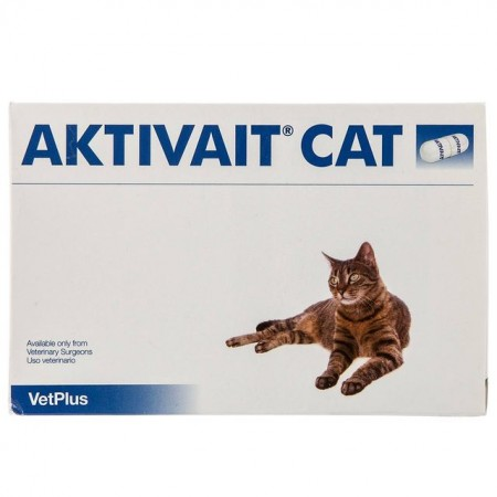 Aktivait Capsules for Cats - Pack of 60