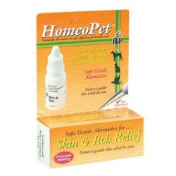 Homeopet Skin and Itch Remedy - 15ml