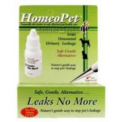 Homeopet Leaks no more Remedy 15ml