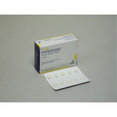 Hypercard Tablet 10mg - per Tablet