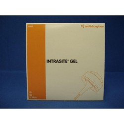 IntraSite Gel 8g Healing Cream for dry sloughy necrotic wounds - Pack of 10